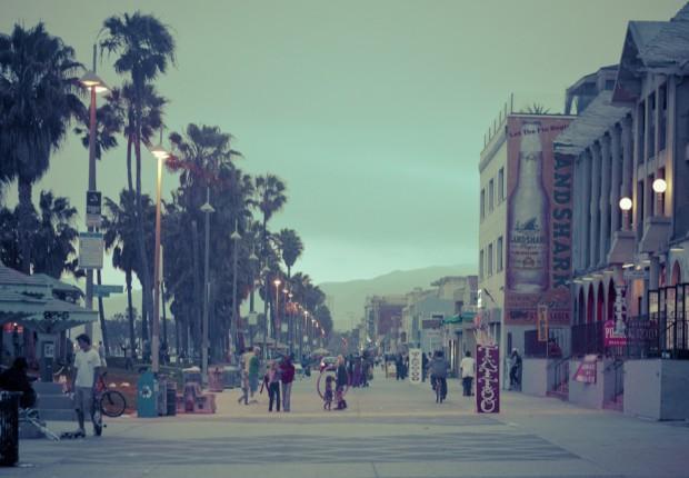 Places - Venice Boardwalk